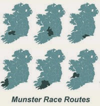 Munster Race Routes...