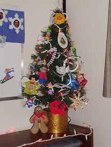 2011 Our Christmas Holiday Tree...