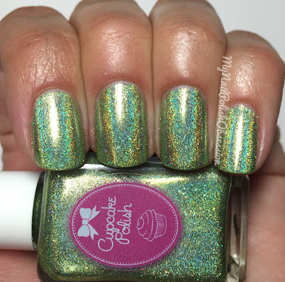 Cupcake Polish Holiday Magic: Jingle