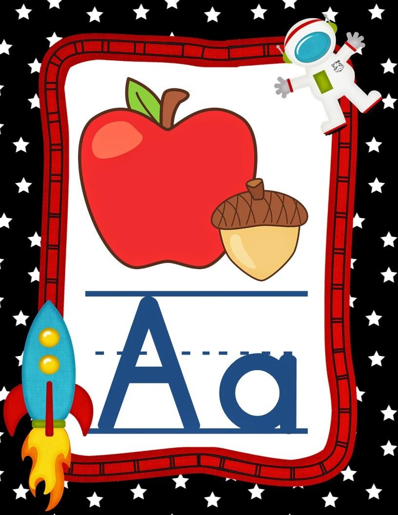http://www.teacherspayteachers.com/Product/Outer-Space-Themed-Classroom-Poster-Bundle-1275959