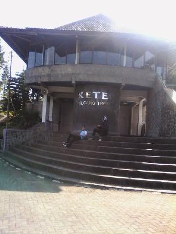 Mengunjungi Ketep pass di Kabupaten Magelang