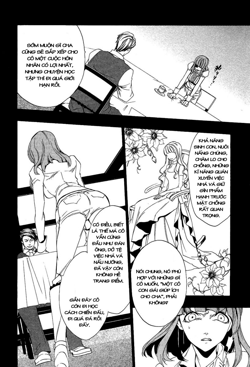Umineko no Naku Koro ni Episode 3: Banquet of the Golden Witch chap 2 - Trang 10