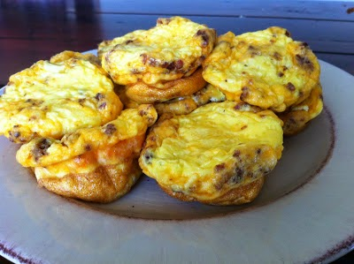 Low Carb Omelette Muffins