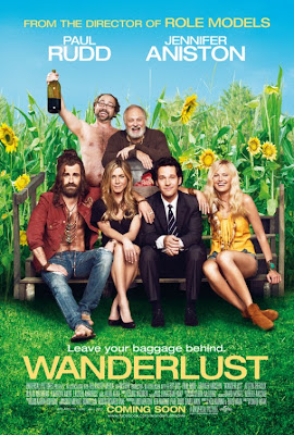 Jennifer Aniston en Wanderlust