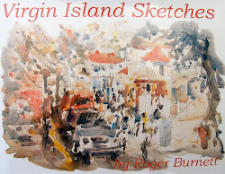 VIRGIN ISLAND SKETCHES and CARIBBEAN SKETCHES