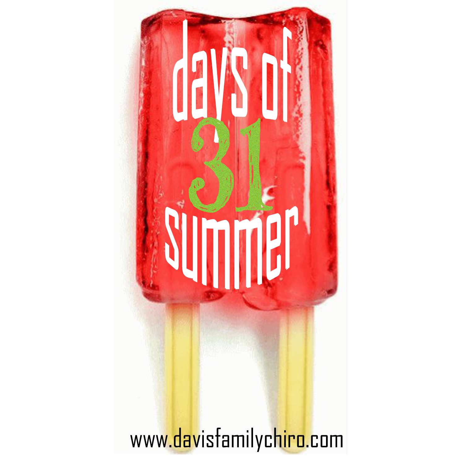 ... : Day 21: Keep 'Cool' With Homemade Popsicles (Second Edition
