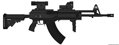 Galil ACE 53 Rifle