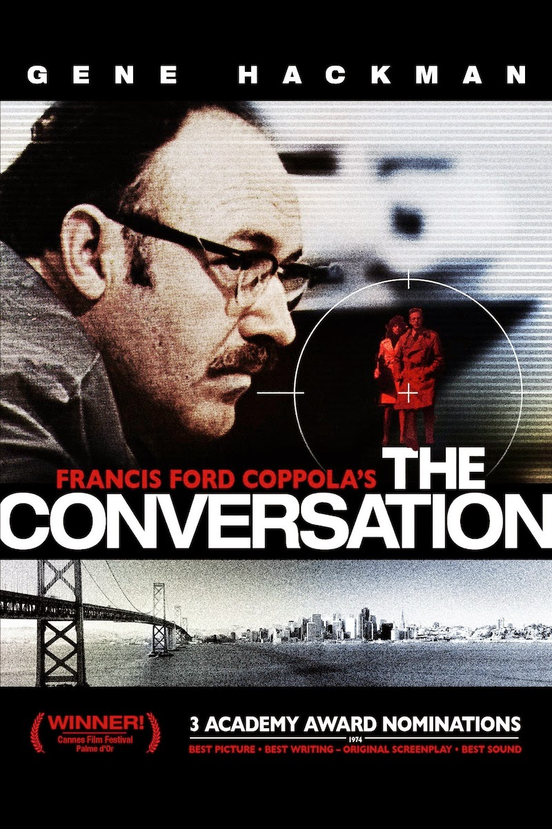 The Conversation (Francis Ford Coppola,1974) BrRip 720p VOSE