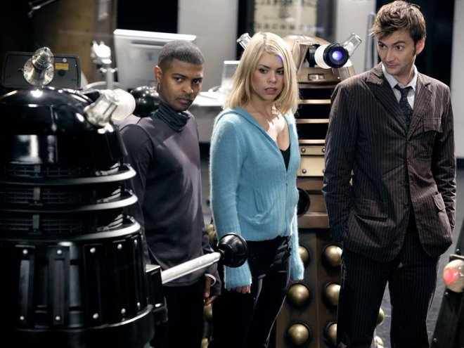 Dodging the Daleks