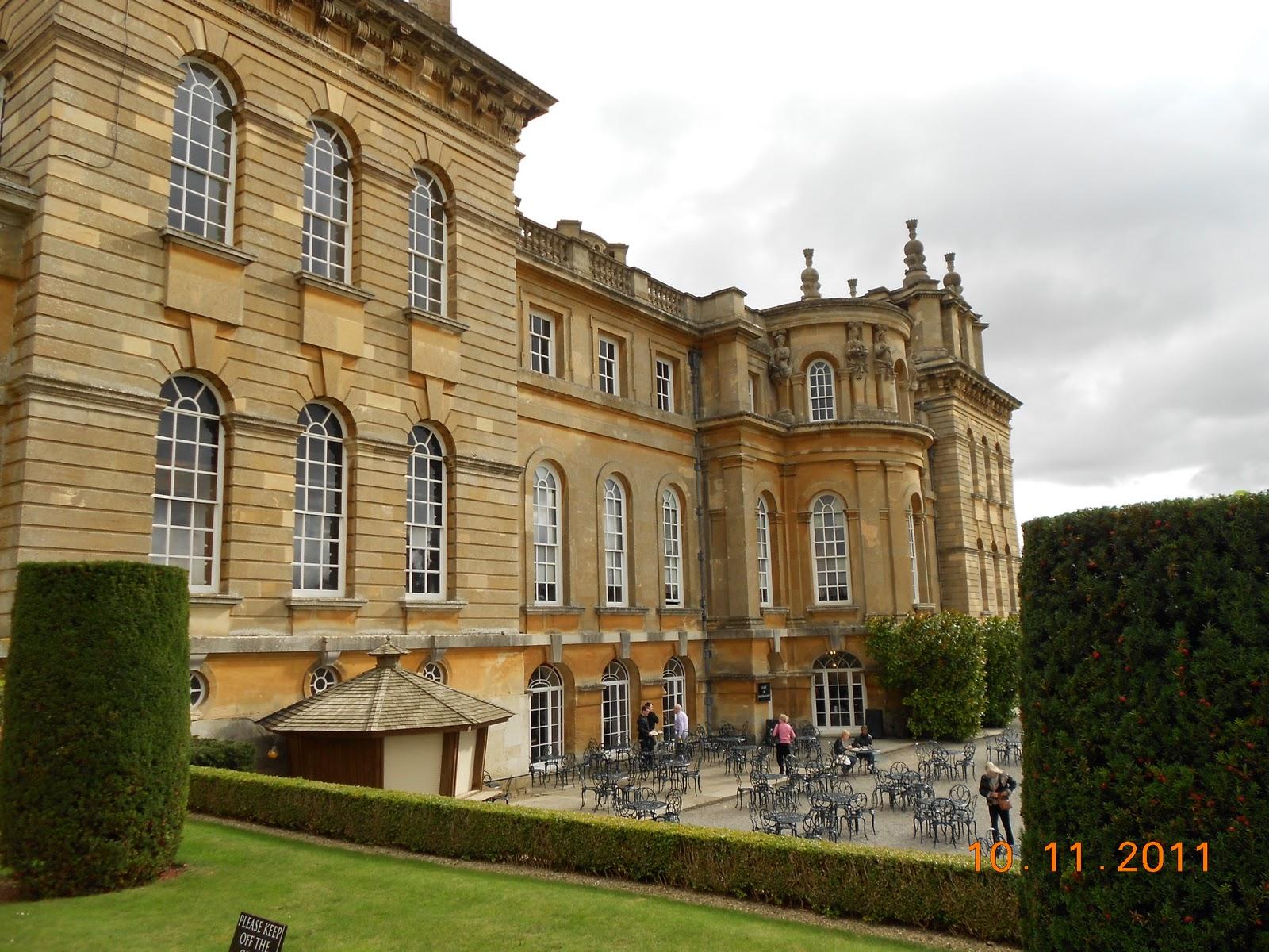 Harding england blenheim palace for Blenheim builders