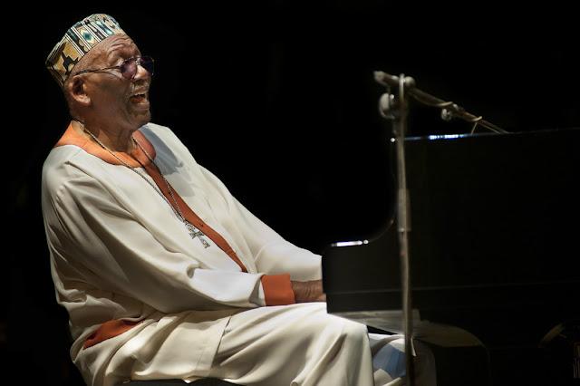 Randy Weston - Móstoles a Todo Jazz - Teatro del Bosque (Móstoles) - 20/6/2010
