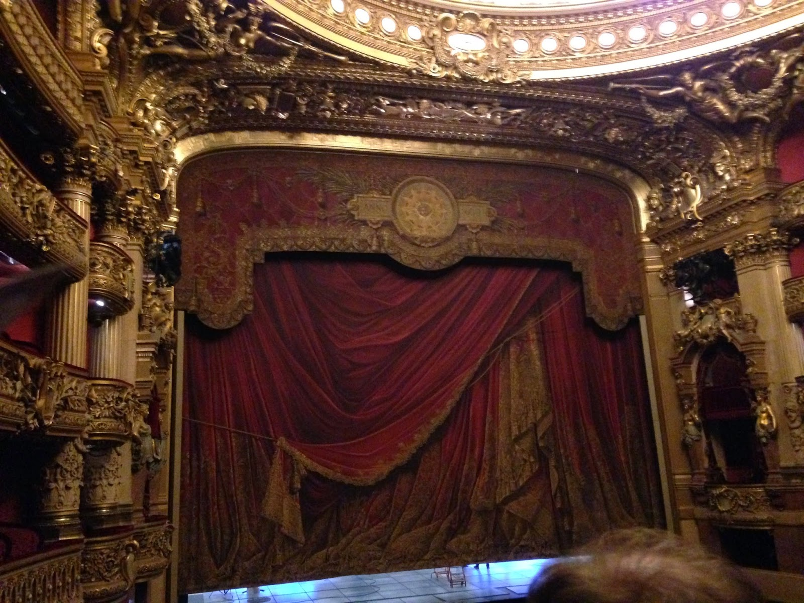 paris opera house