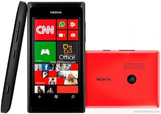 windows phone lumia 505