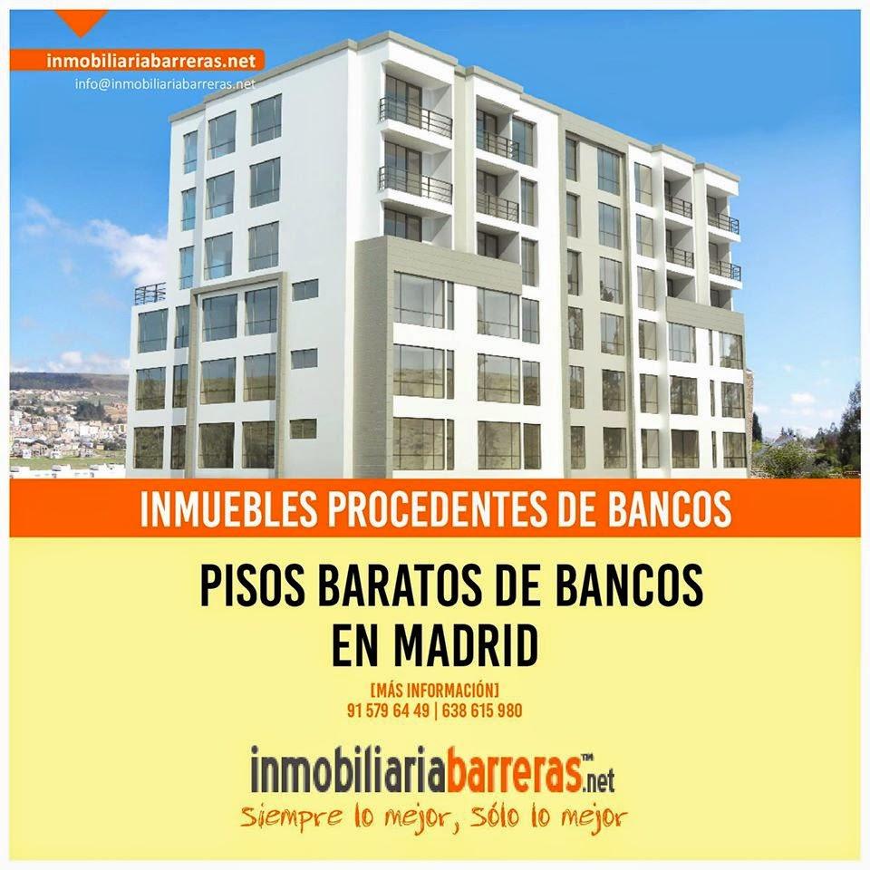 Vivienda madrid noticias madrid apartamentos madrid - Pisos procedentes de bancos ...