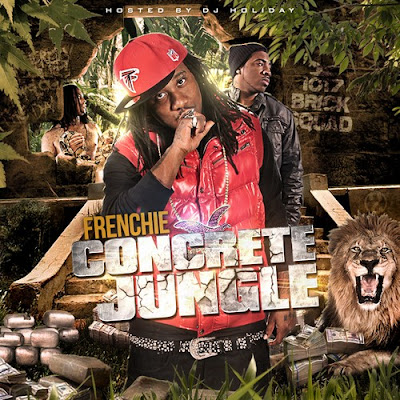 Frenchie-Concrete_Jungle_(Hosted_by_DJ_Holiday)-(Bootleg)-2011