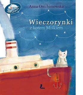 Anna Onichimowska. Wieczorynki z kotem.