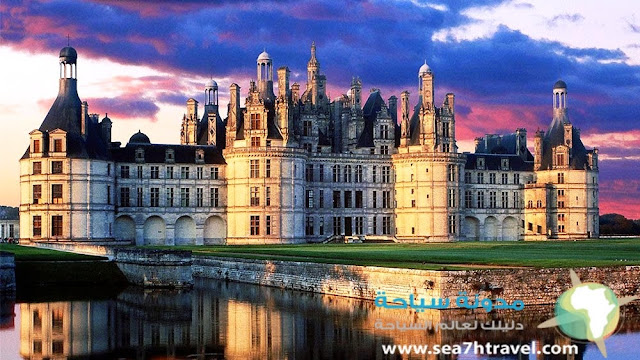 وادي لوا في فرنسا Loire