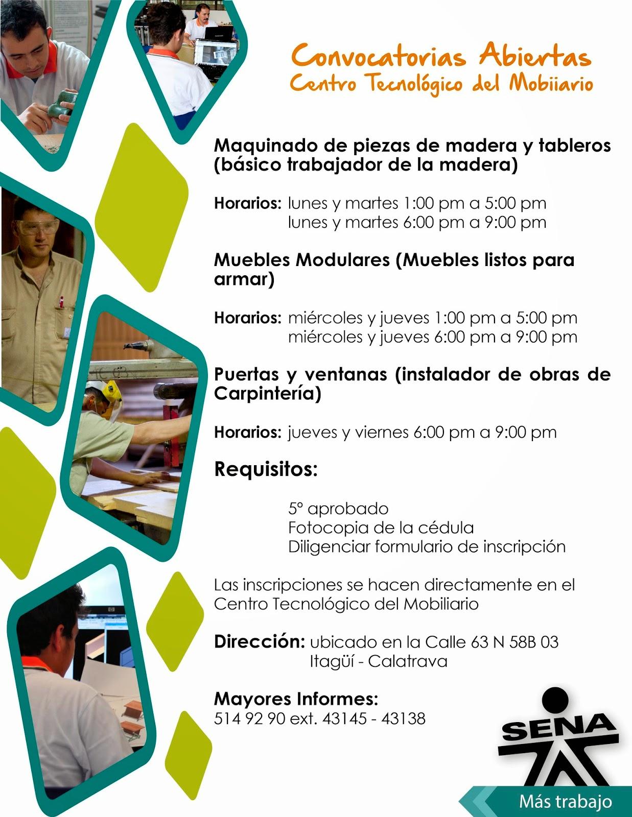 Centro tecnol gico del mobiliario 08 01 2014 09 01 2014 for Mobiliario 8 80