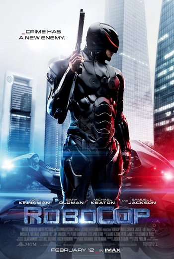 Robocop DVDRip Latino
