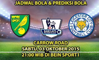 Norwich City vs Leicester City