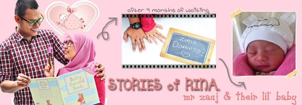 Stories of Rina (◕‿◕)✿