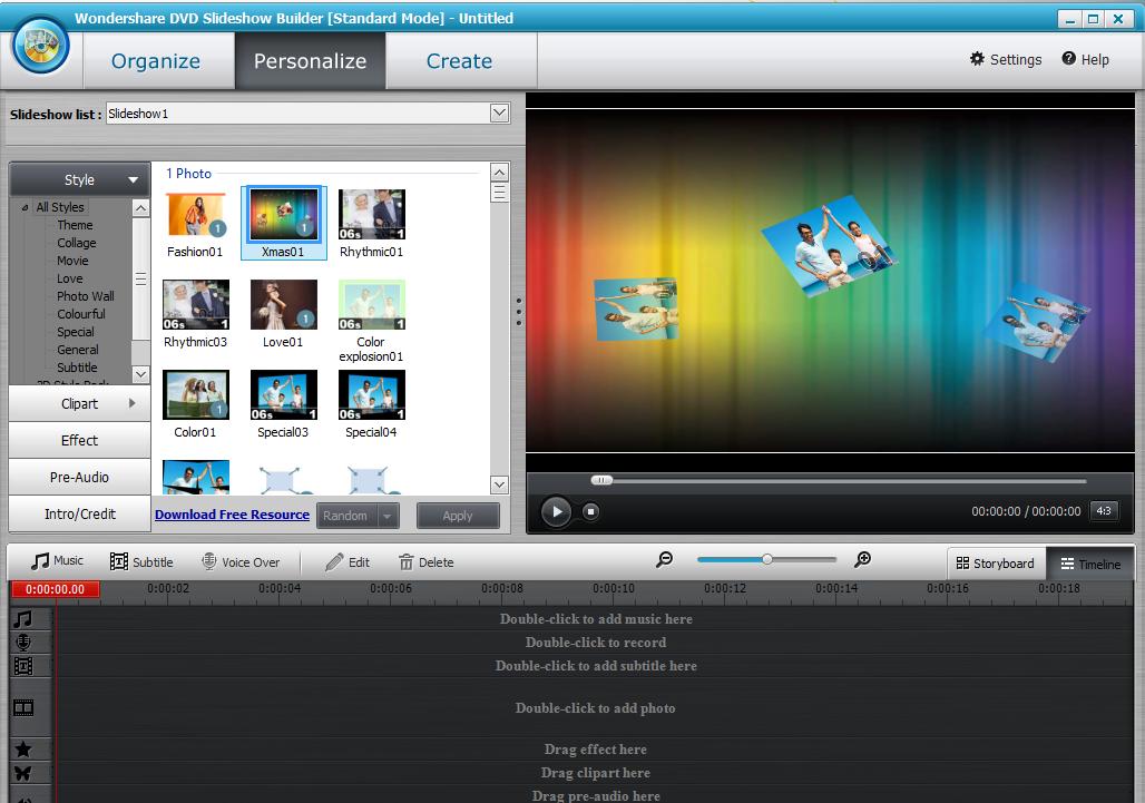 မဂၤလာပါ: Wondershare DVD Slideshow Builder Deluxe 6.2 ...