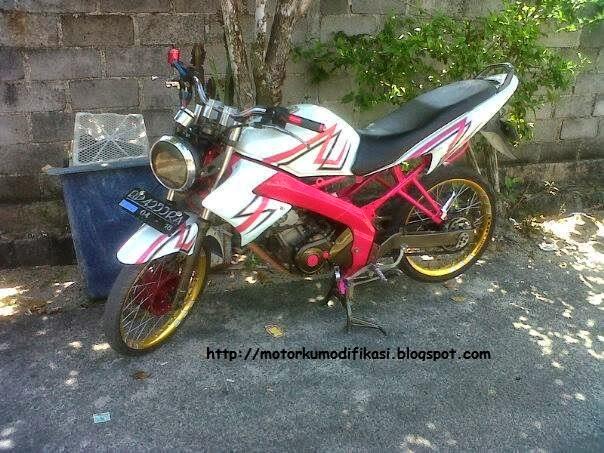 Modif Ringan Yamaha Nvl