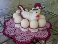 Lindos trabalhos em croche,vocês encontram no blog da amiga Sula..
