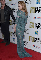 Kylie Minogue sfows off her assets in a see through dress