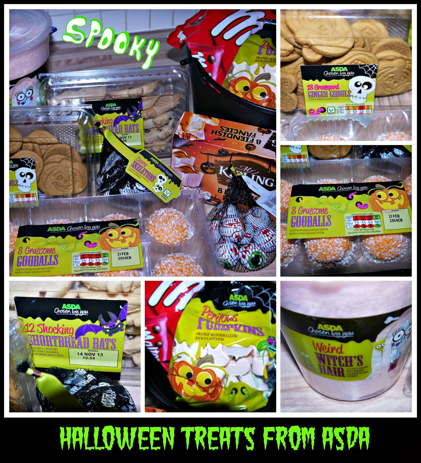 related keywords suggestions for halloween treats asda