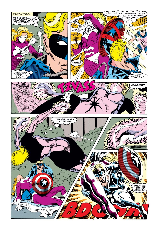 Captain America (1968) Issue #392 #325 - English 11