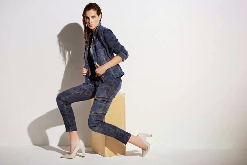 Kleymac, Colección P/V2014, Denim, Camo, Street Style, Fashion Style, Jeans