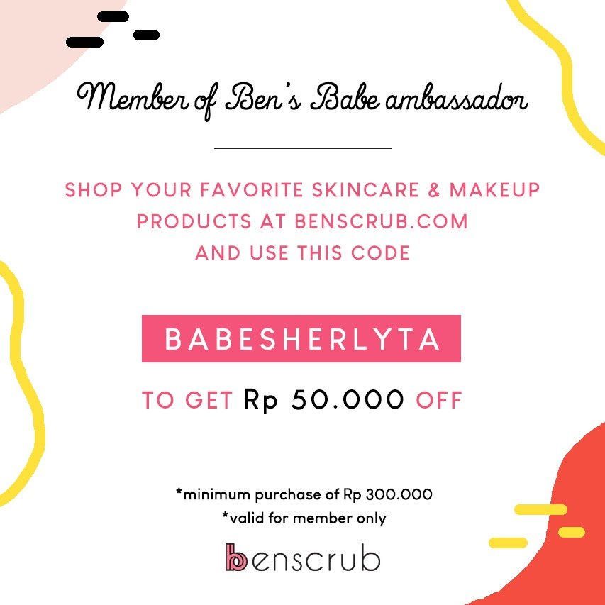 Get Your Benscrub Voucher