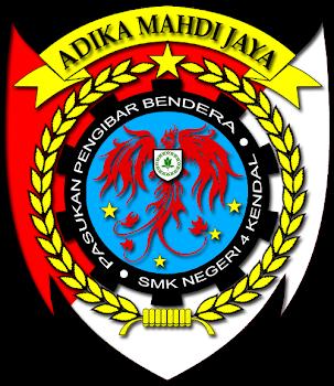 Lambang Batalyon Paskibra SMK Negeri 4 Kendal