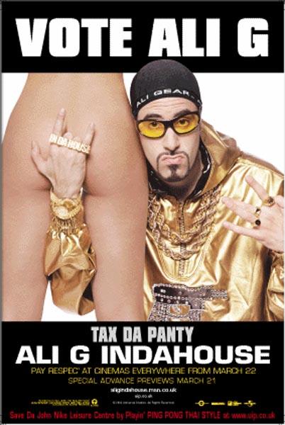 Ver Ali G anda suelto (Ali G Indahouse) (2002) Online