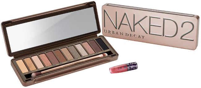 Productos recomendados Naked2palette