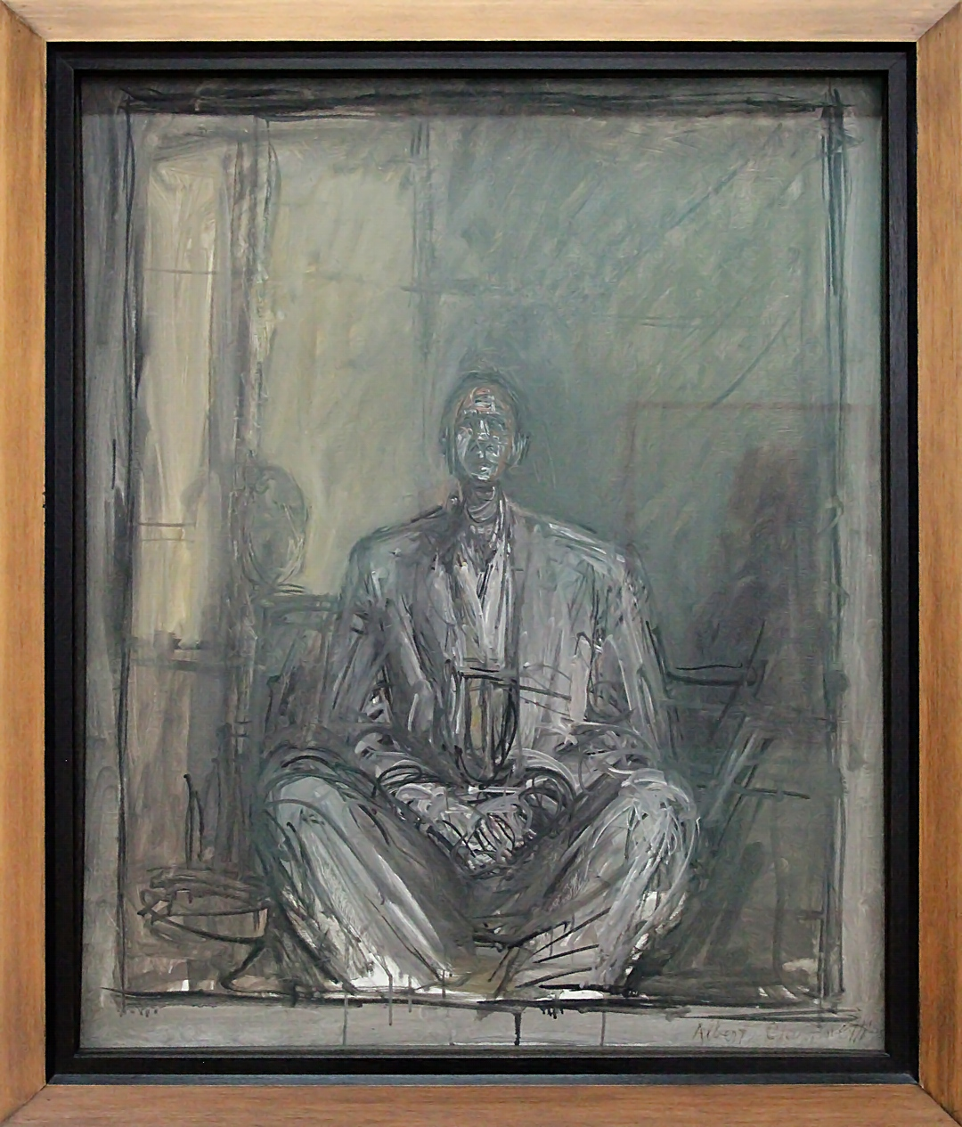 an introduction to the life of alberto giacommetti Alberto giacometti managed to do that by introducing into the art a new  1  biography 2 key ideas in painting 3 famous paintings and.