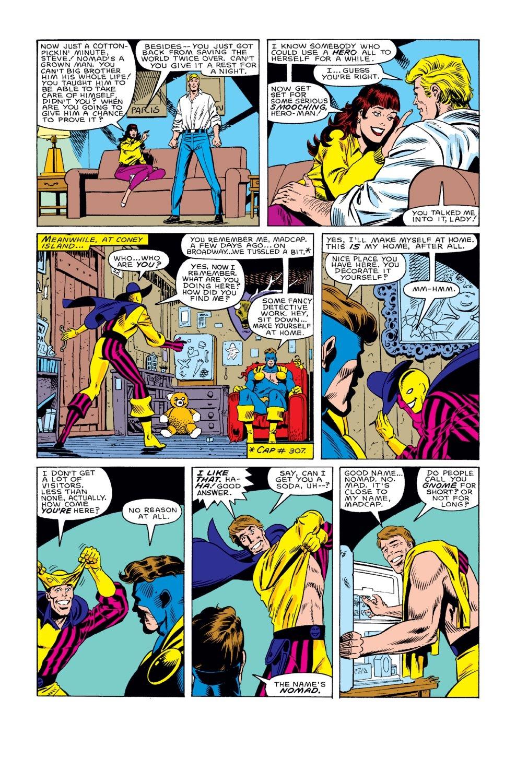 Captain America (1968) Issue #309 #237 - English 7