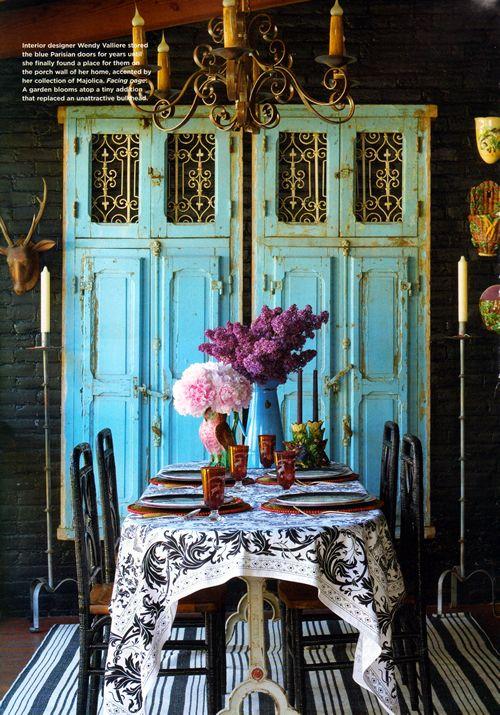 Mojomade Bohemian Gypsy Home Inspiration