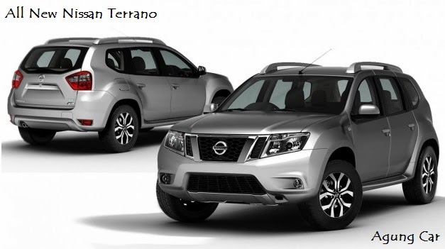 Bangkit kembali All New Nissan Terrano, Agung Car