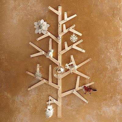 Cây thông bằng gỗ - CayPhaLe.com