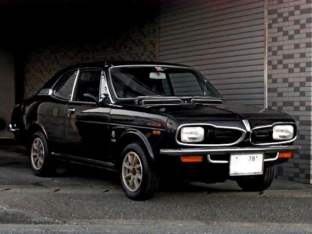 Honda 145 Coupe, oldschool, klasyczne auta, stare samochody, JDM