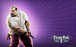 Saint Row II Character HD Wallpaper