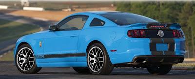 Hanya 350 Unit Untuk Mustang Shelby Gt350 2013 [ www.BlogApaAja.com ]
