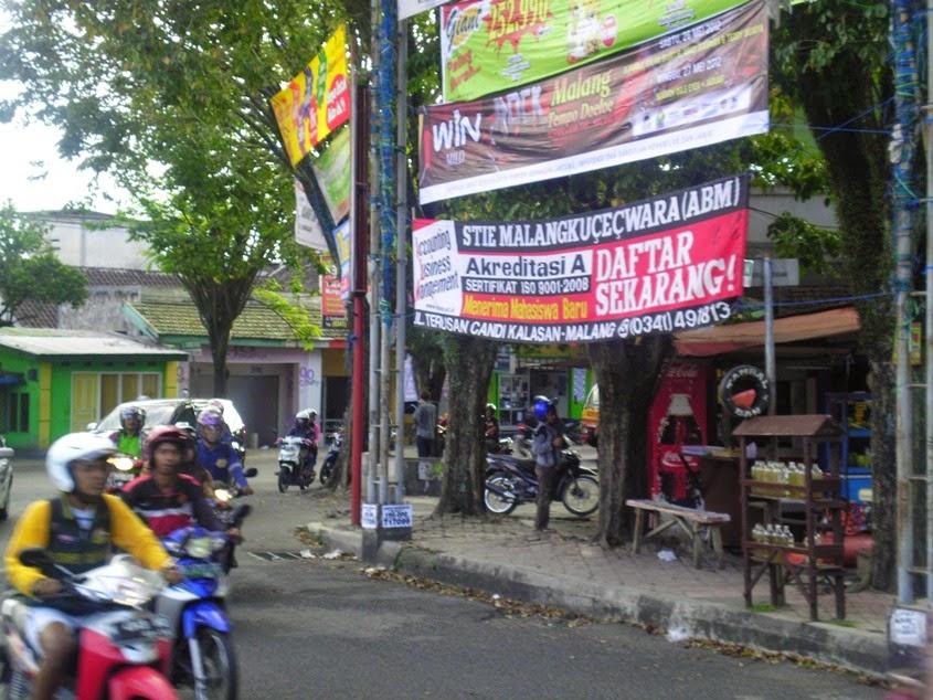 Jasa Pemasangan Spanduk Daerah Malang dan Batu