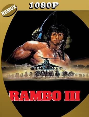RAMBO 3 (1988) Remux [1080p] [Latino] [GoogleDrive] [RangerRojo]