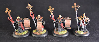 Protectorate of Menoth - Choir