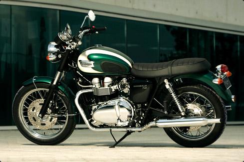 Triumph Bonneville 1959