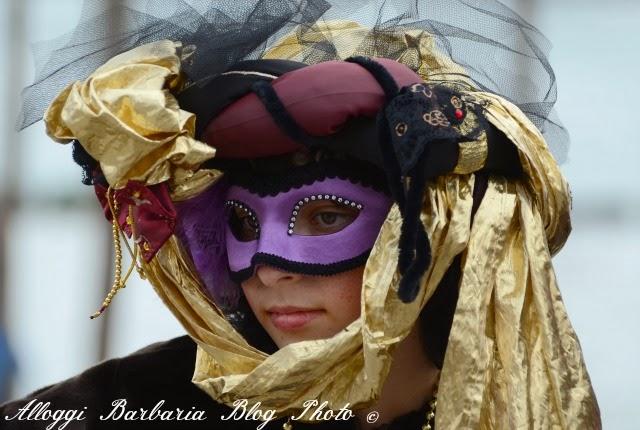 Foto di maschera