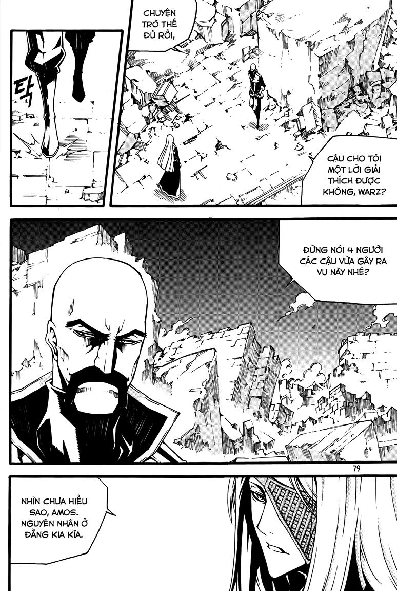 Witch Hunter – Thợ Săn Phù Thủy chap 77 Trang 4 - Mangak.info
